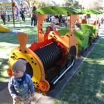 Richmond Park train 2