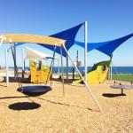 Frank Hilton Reserve playground
