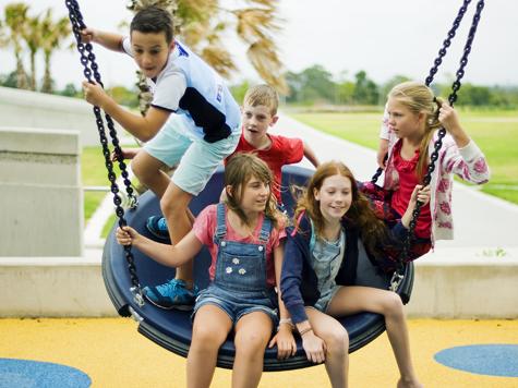 Canal Park Playground