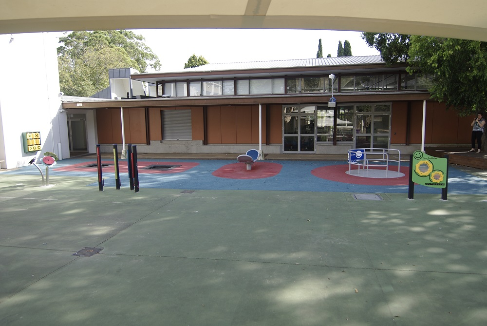 Nsw Inclusive Play At St Lucy S School A Playground