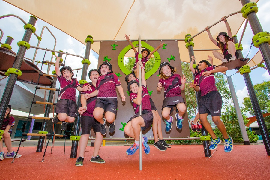 nt bakewell primary school playground case study proludic