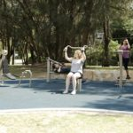 Bilarong Reserve Fitness Area