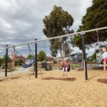 Ruthven Reserve play space