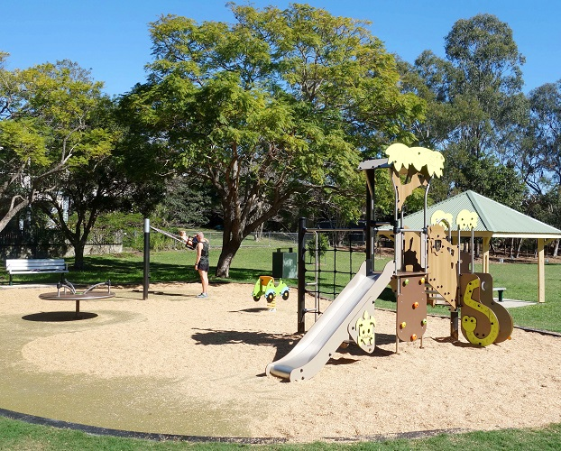 Joe Foster Park playground