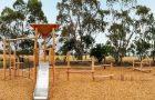 VIC - Pioneer Park Playground