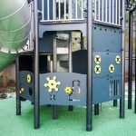 Albert Sloss Reseve Playground Tower
