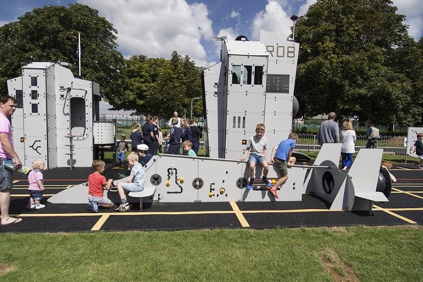 Fleet Air Arm Museum Playground