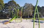 QLD - Quota Hideaway Park Playground