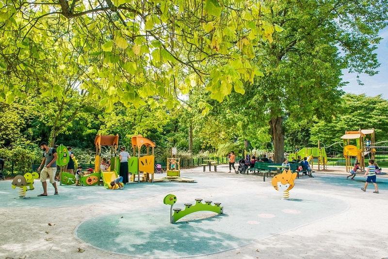 Botanic Gardens Playground