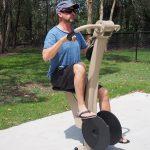 Jack Pyle Park Fitness Stations