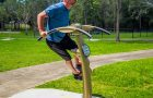 QLD - Jack Pyle Park Outdoor Fitness, Brisbane