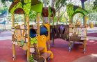 QLD - Rocks Riverside Park Junior Playground