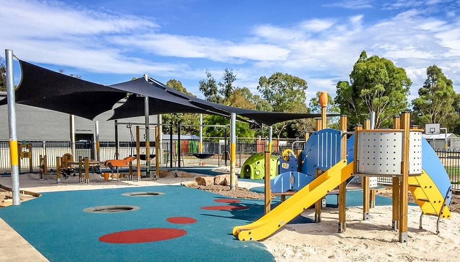 vic east gippsland specialist school primary department playground
