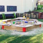 Kindamindi Child Care Centre Sandpit
