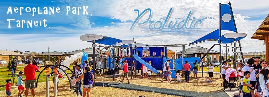 Aeroplane Park Playground