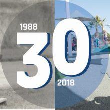 Proludic's 30th Anniversary