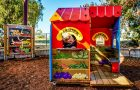 QLD - Leichhardt Park Fruit-themed Playground