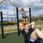 Noreuil Park Outdoor Fitness