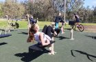 NSW - Noreuil Park Outdoor Fitness Zone