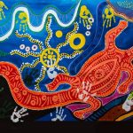 Fitzory Crossing Aboriginal Art