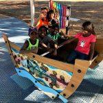 Boat Springer with Grafic Games