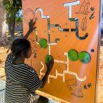 Aussie Animals Play Panel