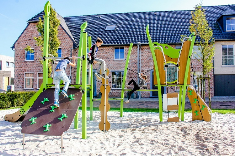 Oud-Turnhout Kanopé Playground