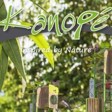 Kanopé nature-inspired play equipment