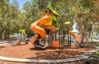 NSW - Lions Park at Yamba Adventure Playground