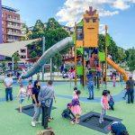 Waitar Park inclusive playspace