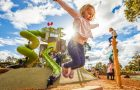 VIC - Green Gully Reserve Nature Playspace