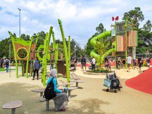 Ollie Webb playground