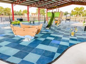 Thalanyji Oval Playground, Onslow