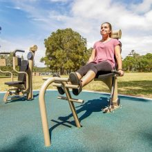 Bilarong Reserve Outdoor Fitness