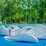 Imanta Riga Airport-themed Playground