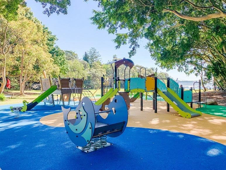 Parsley Bay Reserve Playground