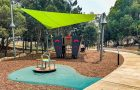 NSW - Alex Bell Park Inclusive Playground