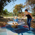 Austin Crescent Reserve playspace