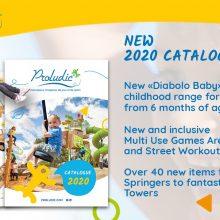 2020 Proludic catalogue