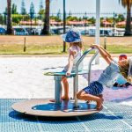 Queens Gardens Playground