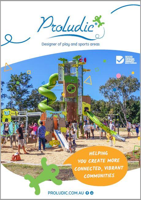Proludic Corporate Brochure image