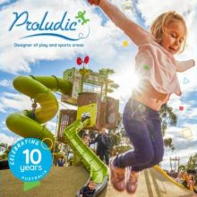 Proludic 10 years in Australia