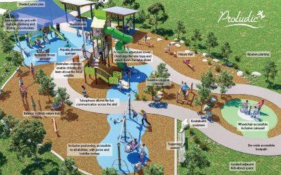 News story Riverside Park