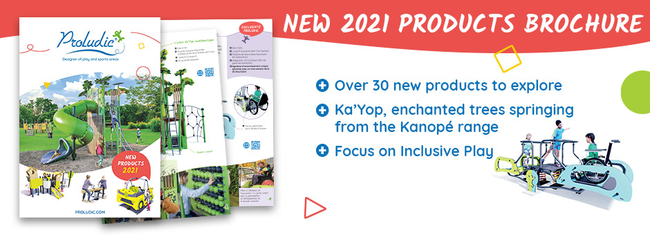 Proludic new products 2021 Brochure