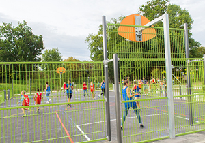 Sport walls /Ball courts