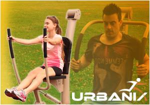 Urbanix Fitnessapparatuur