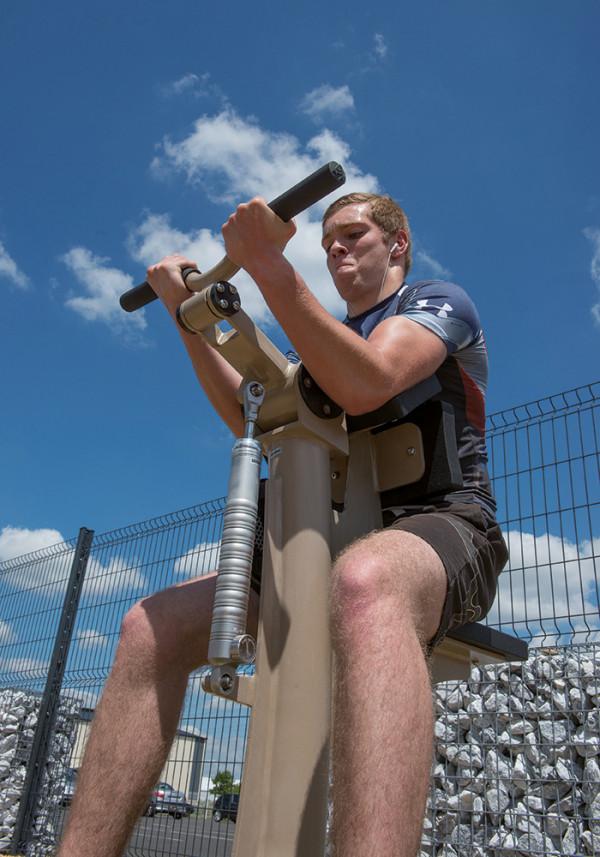 Tirage biceps -  R37-UBX-255B