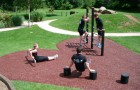 Welland Park - Social Fitness Zone