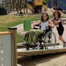 handicap - l'aire de jeux inclusive