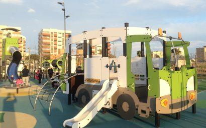 Camion poubelle - J2684